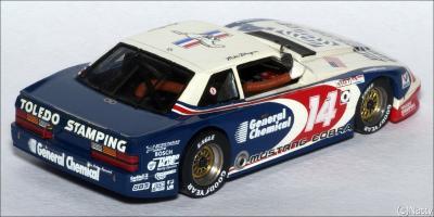 Прикрепленное изображение: 1993 Ford Mustang GTO Roush Racing IMSA Miami - Michael Dingman - ProLine - PL-3 N87 of 250 - 2_small.jpg