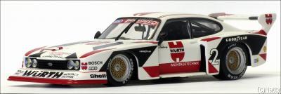 Прикрепленное изображение: 1981 Ford Capri Gr.5 Wurth K.Ludwig - Minichamps - 430818502 - 1_small.jpg