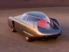 Прикрепленное изображение: Alfa Romeo Bertone BAT 5 \'1953 дизайн Bertone.jpg