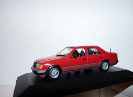 Прикрепленное изображение: Minichamps 3210 Mercedes-Benz W124 300D Turbo 1987 Minichamps 3210.jpg