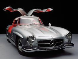 Прикрепленное изображение: 1954 Mercedes-Benz 300 SL Gullwing Coupe 1.jpg