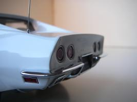 Прикрепленное изображение: Chevrolet Corvette Stingray 1970 (Autoart) (43).JPG