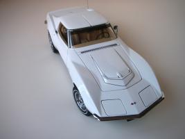 Прикрепленное изображение: Chevrolet Corvette Stingray 1970 (Autoart) (33).JPG