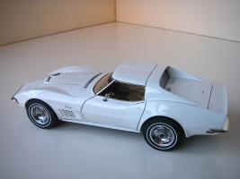 Прикрепленное изображение: Chevrolet Corvette Stingray 1970 (Autoart) (22).JPG
