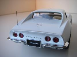 Прикрепленное изображение: Chevrolet Corvette Stingray 1970 (Autoart) (14).JPG
