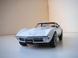 Прикрепленное изображение: Chevrolet Corvette Stingray 1970 (Autoart) (4).JPG
