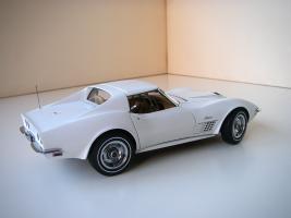 Прикрепленное изображение: Chevrolet Corvette Stingray 1970 (Autoart) (18).JPG