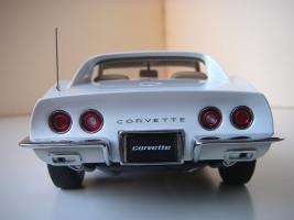Прикрепленное изображение: Chevrolet Corvette Stingray 1970 (Autoart) (42).JPG
