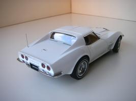 Прикрепленное изображение: Chevrolet Corvette Stingray 1970 (Autoart) (27).JPG