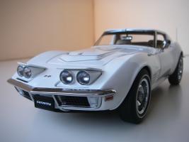 Прикрепленное изображение: Chevrolet Corvette Stingray 1970 (Autoart) (36).JPG