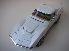 Прикрепленное изображение: Chevrolet Corvette Stingray 1970 (Autoart) (30).JPG