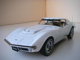 Прикрепленное изображение: Chevrolet Corvette Stingray 1970 (Autoart) (15).JPG