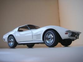 Прикрепленное изображение: Chevrolet Corvette Stingray 1970 (Autoart) (6).JPG