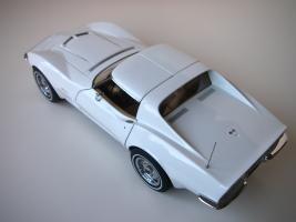 Прикрепленное изображение: Chevrolet Corvette Stingray 1970 (Autoart) (24).JPG
