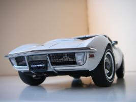 Прикрепленное изображение: Chevrolet Corvette Stingray 1970 (Autoart) (9).JPG