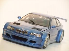 Прикрепленное изображение: Minichamps BMW M3 e46 GTR Estoril Blue Dealer cersion.jpg