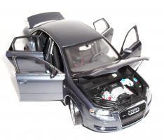 Прикрепленное изображение: Audi A4 2005 Grey (10).JPG