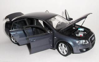 Прикрепленное изображение: Audi A4 2005 Grey (9).JPG