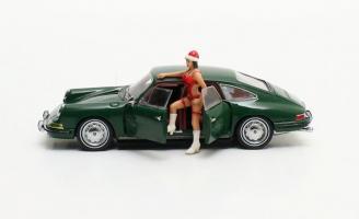 Прикрепленное изображение: Troutman & Barnes 911 4 deurs groen 1967 kerst edition.jpg