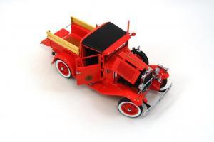 Прикрепленное изображение: 1931 Ford A PickUp Fire (6).JPG