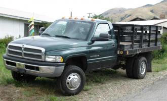 Прикрепленное изображение: 1995 Dodge Ram Stake Truck (10).jpg