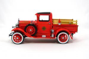 Прикрепленное изображение: 1931 Ford A PickUp Fire (2).JPG