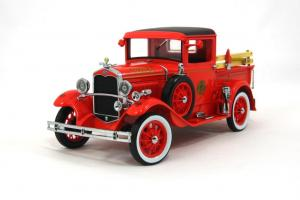 Прикрепленное изображение: 1931 Ford A PickUp Fire (1).JPG