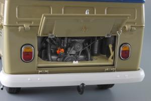 Прикрепленное изображение: Volkswagen T2a Pritsche LKW Service Schuco 450018100_13.JPG