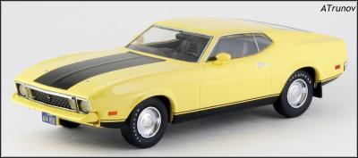 Прикрепленное изображение: 1973 Ford Mustang Eleanor Gone in 60 Seconds - GreenLight - 86412 - 1_small.jpg