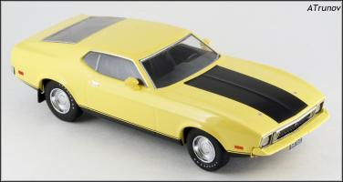 Прикрепленное изображение: 1973 Ford Mustang Eleanor Gone in 60 Seconds - GreenLight - 86412 - 2_small.jpg