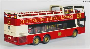Прикрепленное изображение: 2012 Anhui Ankai AN328 Kassbohrer Big Bus London Sightseeing Tours - China Promo Models - AK02 - 2_small.jpg