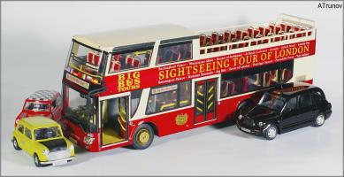 Прикрепленное изображение: 2012 Anhui Ankai AN328 Kassbohrer Big Bus London Sightseeing Tours - China Promo Models - AK02 - 3_small.jpg