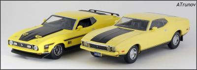 Прикрепленное изображение: 1973 Ford Mustang Eleanor Gone in 60 Seconds - GreenLight - 86412 - 4_small.jpg