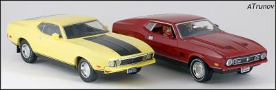 Прикрепленное изображение: 1973 Ford Mustang Eleanor Gone in 60 Seconds - GreenLight - 86412 - 5_small.jpg