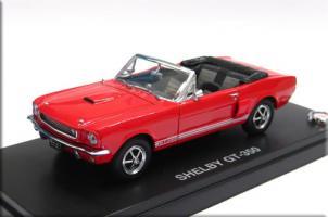 Прикрепленное изображение: Shelby GT350 convertible 1965г. (Kyosho).jpg
