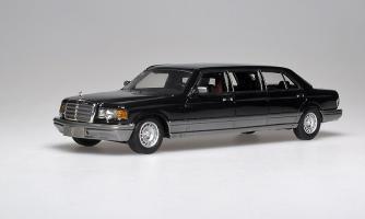 Прикрепленное изображение: 500SEL Limousine 1986. Classic Models.jpg