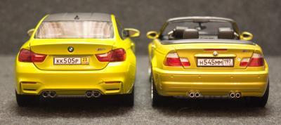 Прикрепленное изображение: 4er (F82) M4 Coupe - VS M3 - 3.jpg