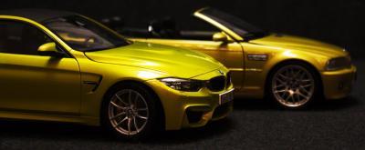 Прикрепленное изображение: 4er (F82) M4 Coupe - VS M3 - 2.jpg