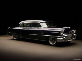 Прикрепленное изображение: Cadillac Fleetwood Seventy-Five Limousine 1956.jpg