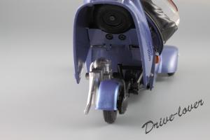 Прикрепленное изображение: Messershmitt KR200 Cabrio Revell 08944_12.JPG