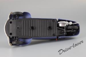 Прикрепленное изображение: Messershmitt KR200 Cabrio Revell 08944_13.JPG