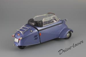 Прикрепленное изображение: Messershmitt KR200 Cabrio Revell 08944_07.JPG