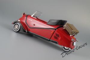 Прикрепленное изображение: Messershmitt KR201 Roadster Revell 08966_08.JPG