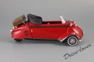 Прикрепленное изображение: Messershmitt KR201 Roadster Revell 08966_04.JPG