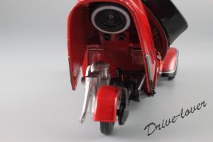 Прикрепленное изображение: Messershmitt KR201 Roadster Revell 08966_11.JPG