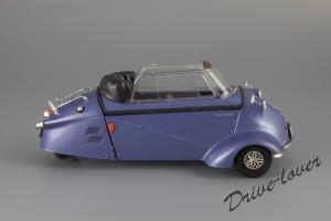 Прикрепленное изображение: Messershmitt KR200 Cabrio Revell 08944_04.JPG