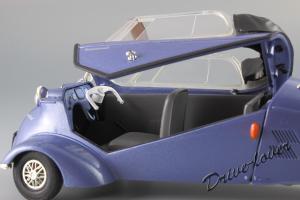 Прикрепленное изображение: Messershmitt KR200 Cabrio Revell 08944_10.JPG