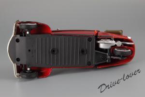 Прикрепленное изображение: Messershmitt KR201 Roadster Revell 08966_12.JPG