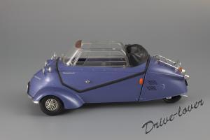 Прикрепленное изображение: Messershmitt KR200 Cabrio Revell 08944_03.JPG