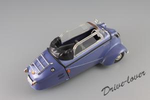 Прикрепленное изображение: Messershmitt KR200 Cabrio Revell 08944_09.JPG